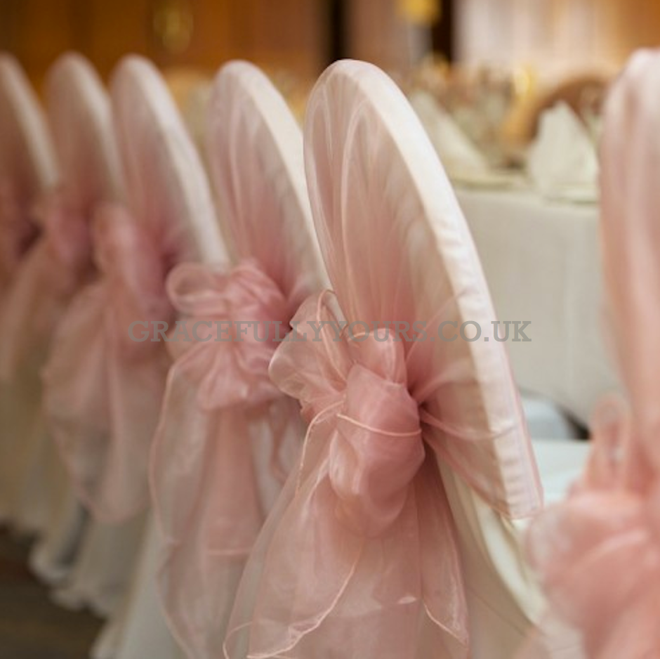 Chair sashes styles - Chair Covers
